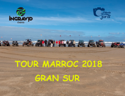 INGRAVID – TOUR MARROC 2018 – DRON VERSION